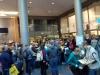 9:30 - Eingang West - es wird voller!